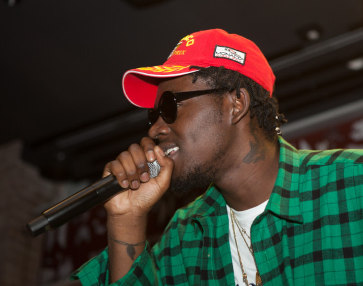 "New Balance Made In USA ""Authors"" Collection - Preview Event with Theophilus London - 20"