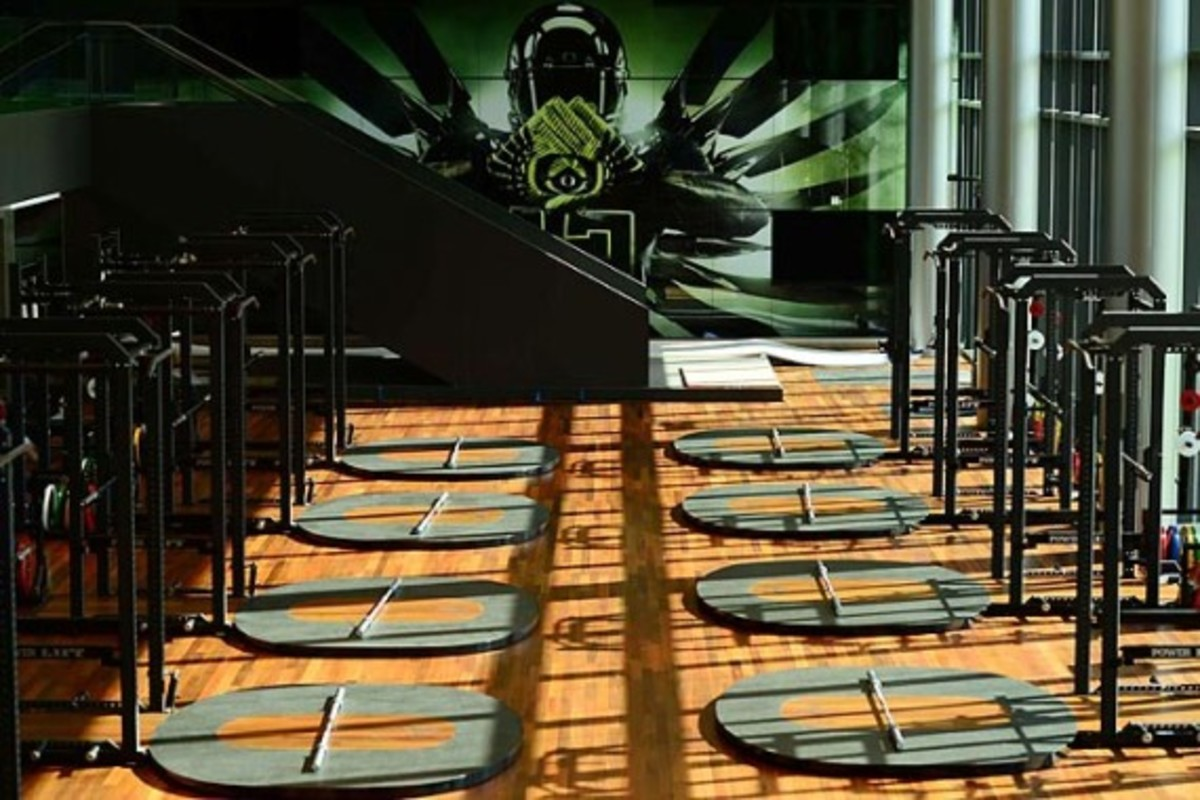 University of Oregon Football Performance Center By ZGF Architects & Firm 151 | An Inside Look - 21