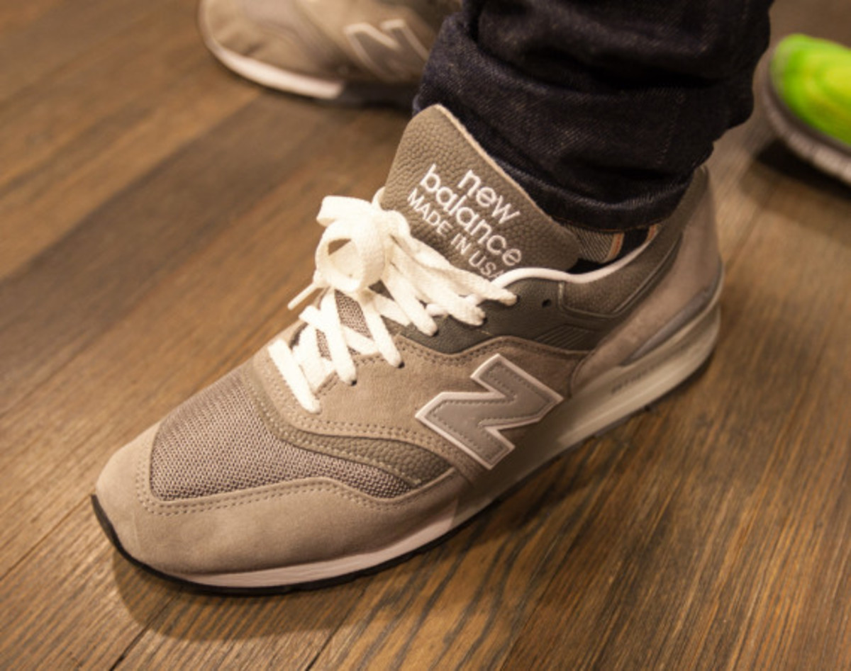 "New Balance Made In USA ""Authors"" Collection - Preview Event with Theophilus London - 27"