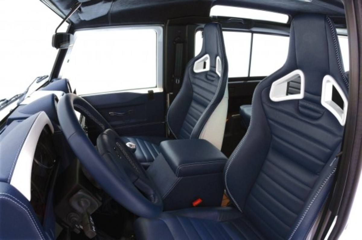 Land Rover Defender 90 - Startech Yachting Edition - 7
