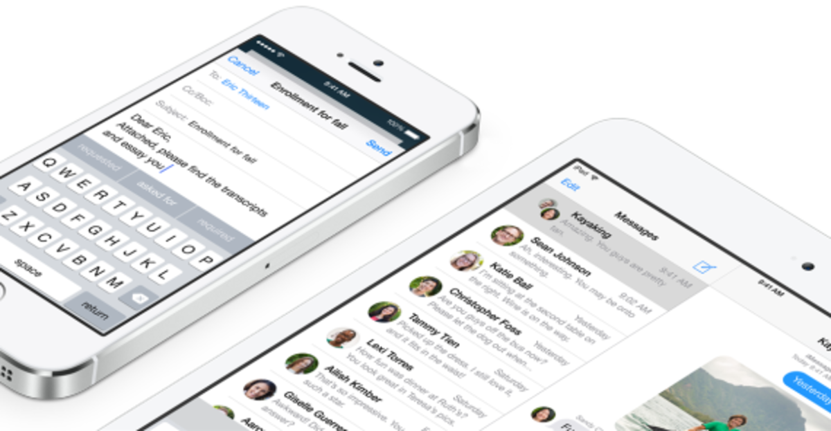 Apple iOS 8 - Intuitively Designed For The Everyday - 3
