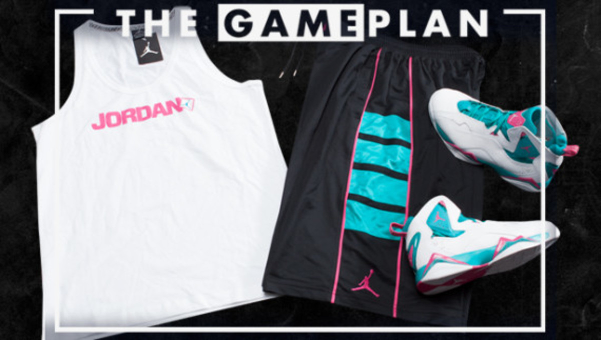 The Game Plan by Champs Sports - South Beach Collection - 2
