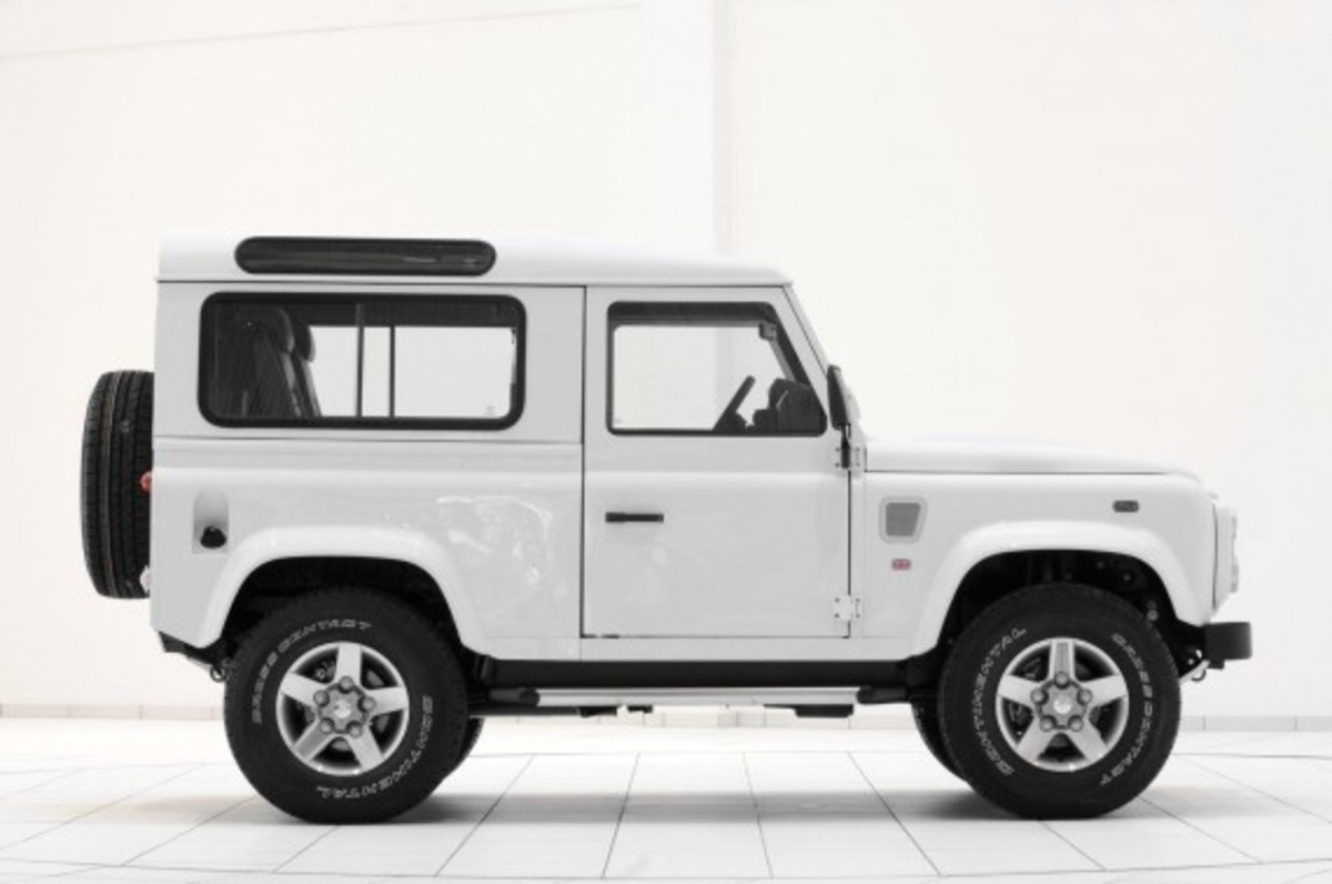 Land Rover Defender 90 - Startech Yachting Edition - 4