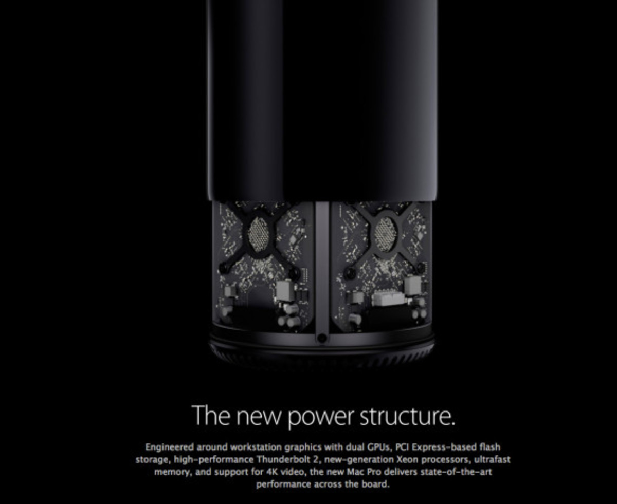 Apple's New Mac Pro Desktop Computer - Officially Unveiled - 2