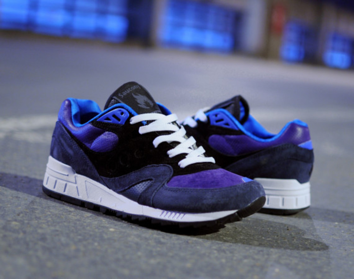 "Hanon x Saucony Shadow Master - ""The Midnight Runner"" - 2"