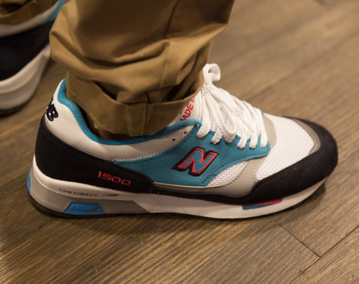 "New Balance Made In USA ""Authors"" Collection - Preview Event with Theophilus London - 28"