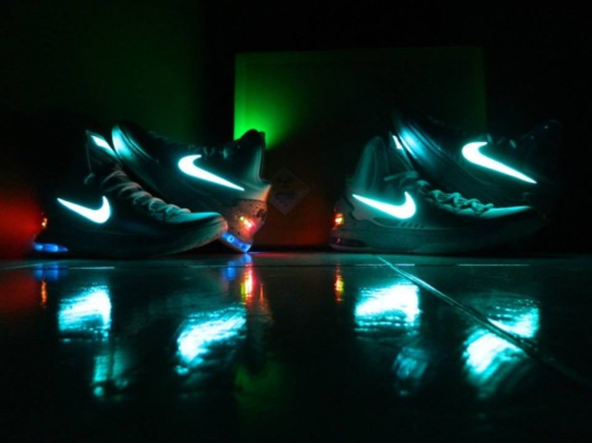 Nike KD V + MAG Customs by Kenny23Forever - 8