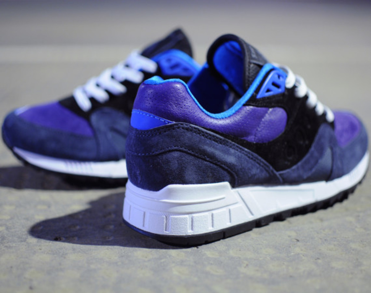 "Hanon x Saucony Shadow Master - ""The Midnight Runner"" - 8"