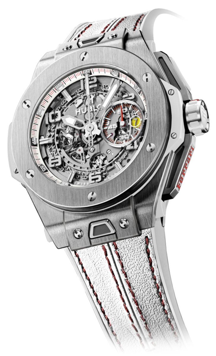 Ferrari x HUBLOT - Big Bang Ferrari California 30 Giappone Watch - 2