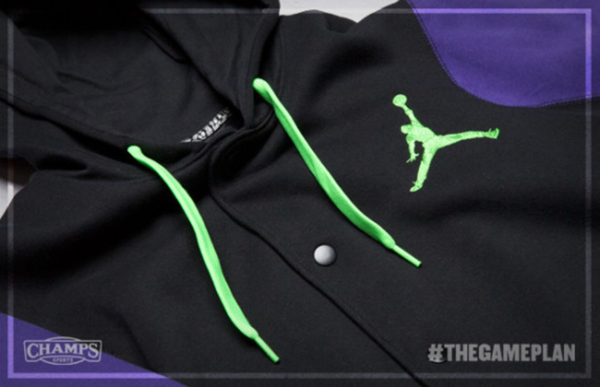 "The Game Plan by Champs Sports - Jordan Brand ""Bel-Air"" Collection - 8"