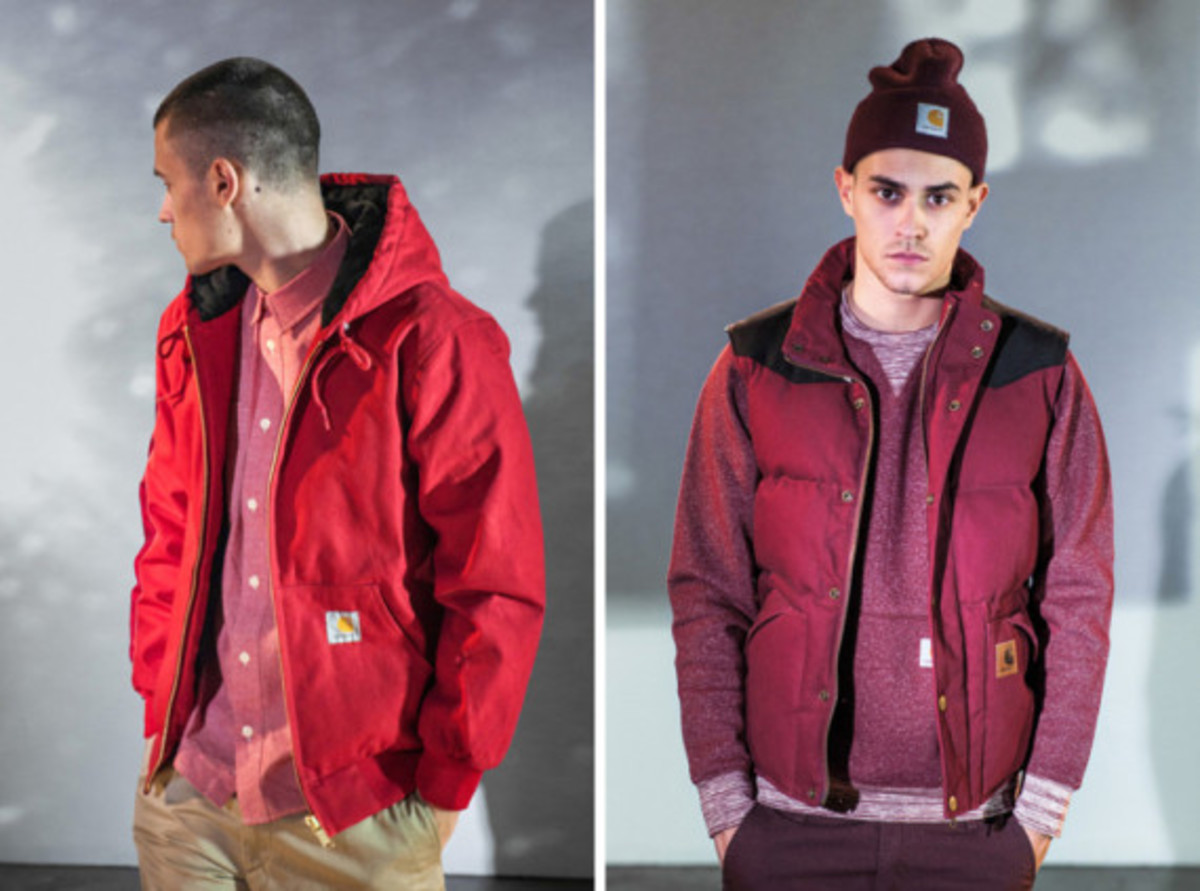 Carhartt WIP - Fall/Winter 2013 Collection Lookbook - 11
