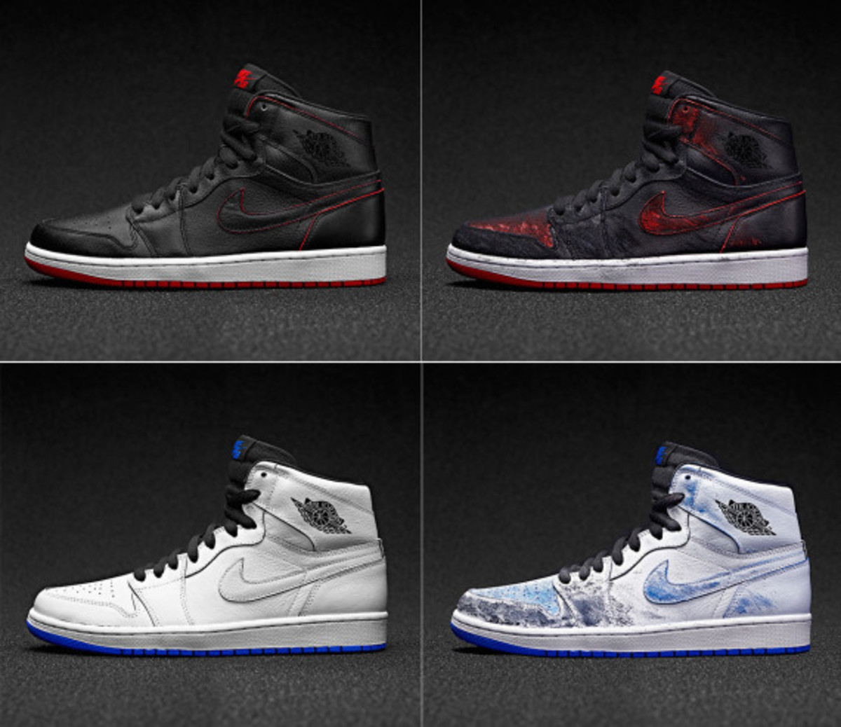 Nike SB x Air Jordan 1 by Lance Mountain - Officially Unveiled - 0