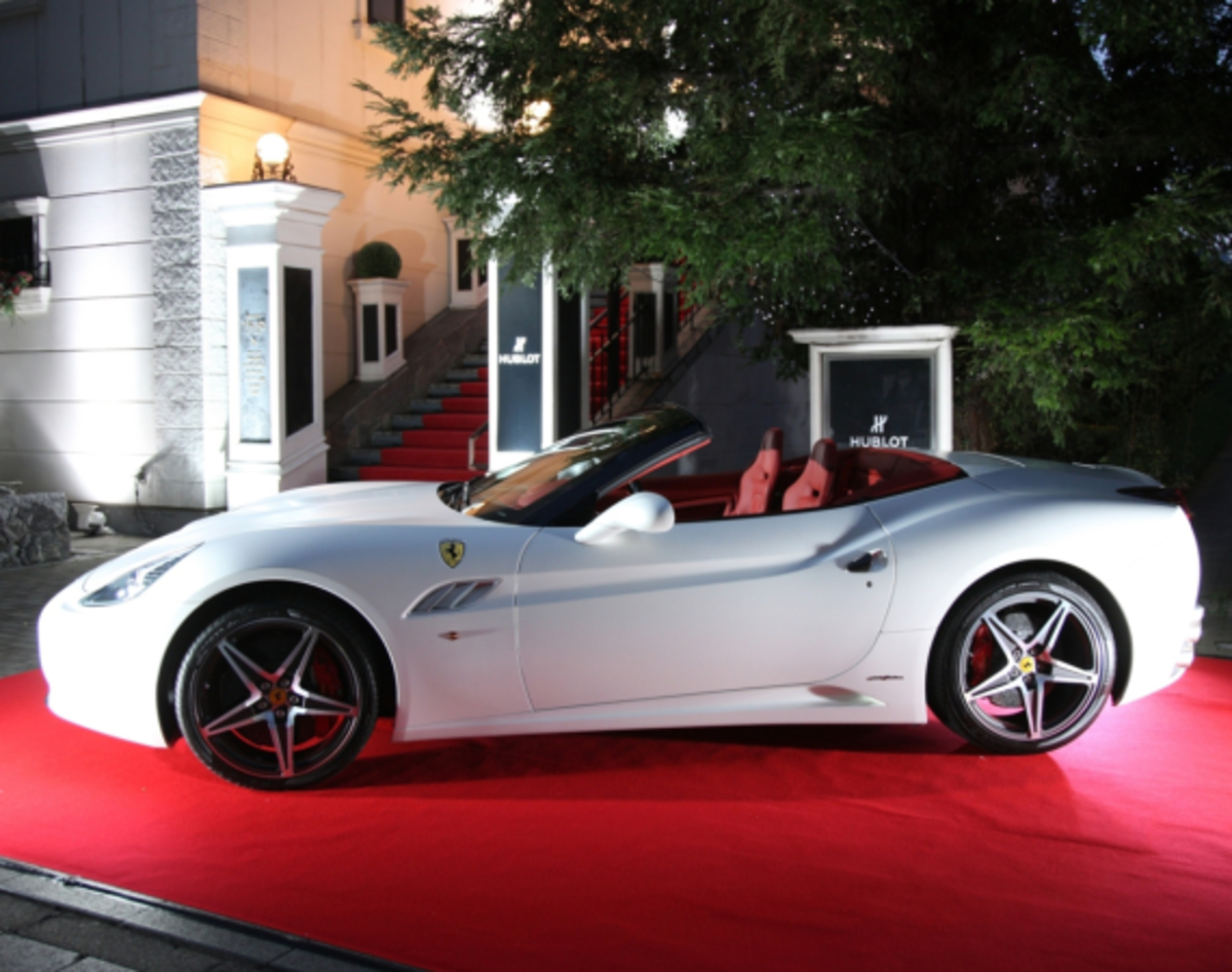 Ferrari x HUBLOT - Big Bang Ferrari California 30 Giappone Watch - 3