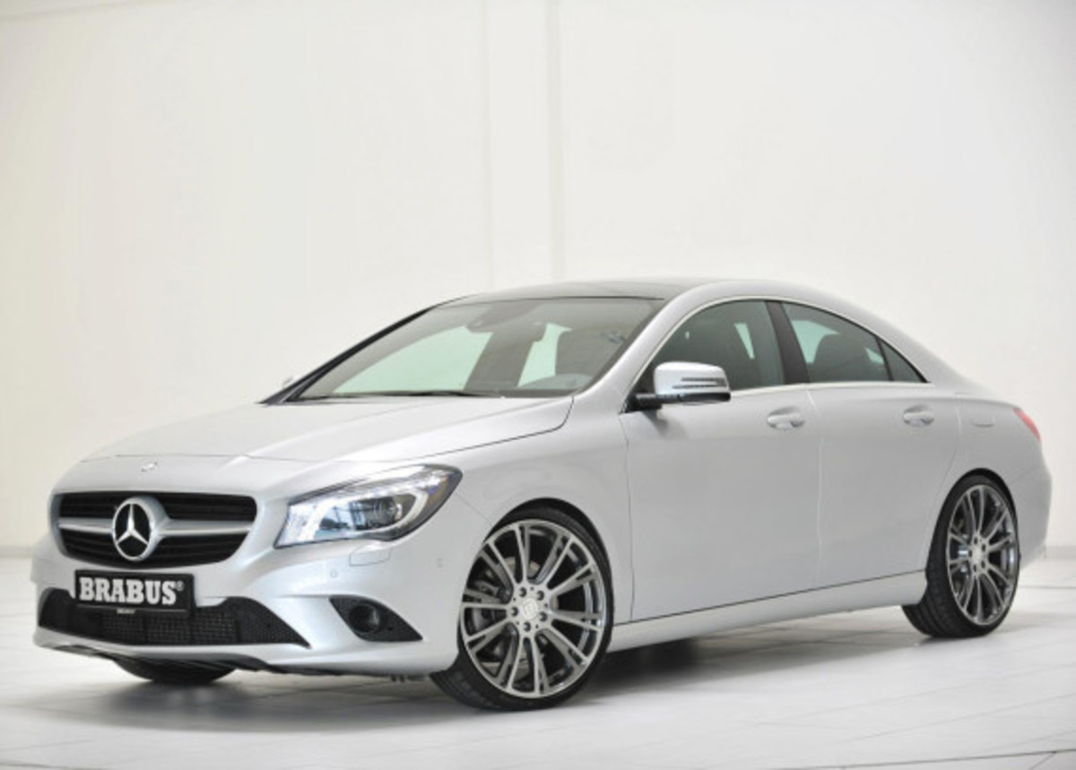 2014 Mercedes-Benz CLA250 Tuned | By BRABUS - 3