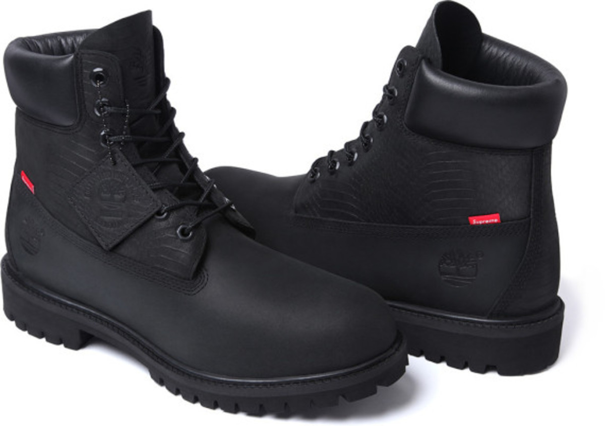 Supreme x Timberland - 6-Inch Premium Waterproof Boot | Available Now - 3