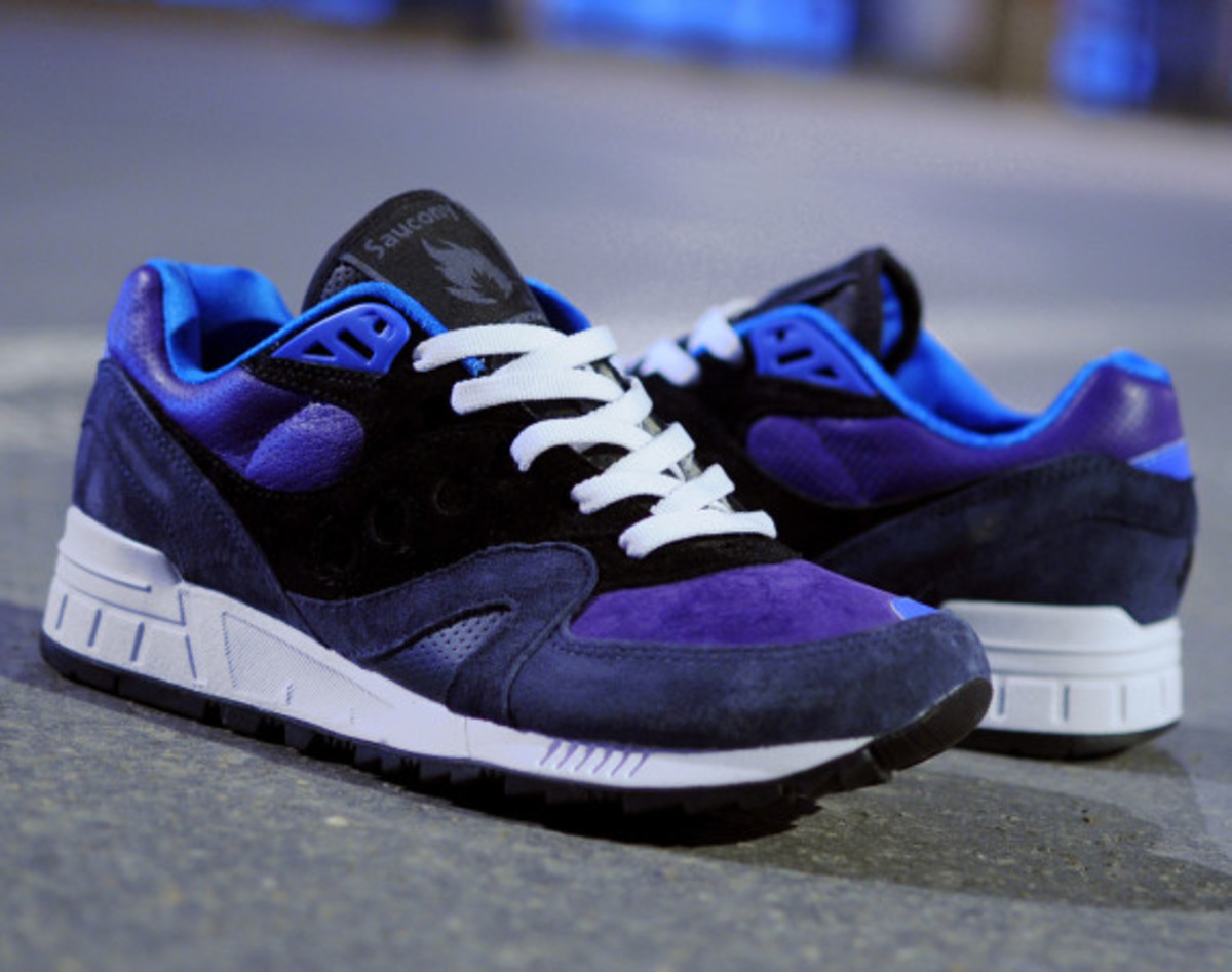 "Hanon x Saucony Shadow Master - ""The Midnight Runner"" - 3"