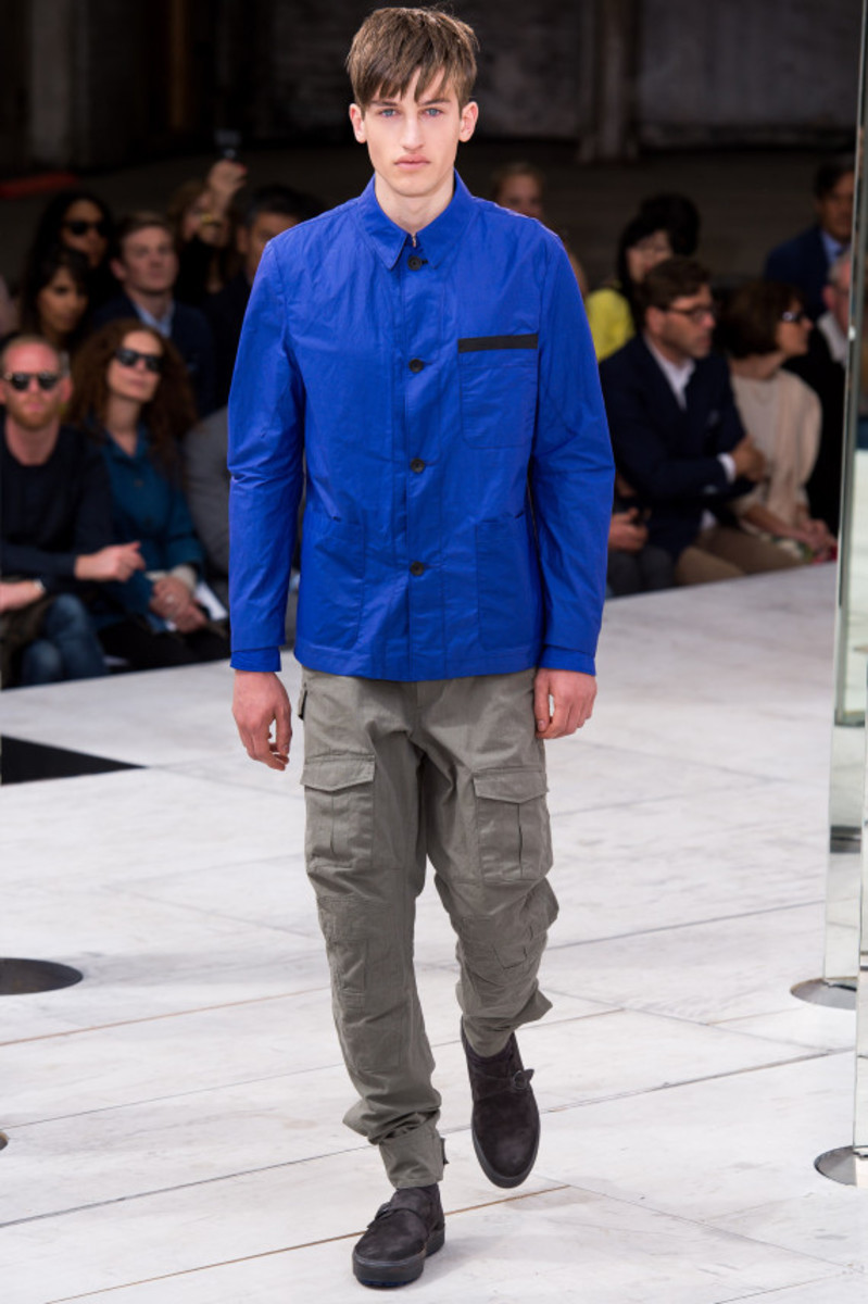 Rag & Bone - Spring/Summer 2014 Menswear Collection | Runway Show - 18