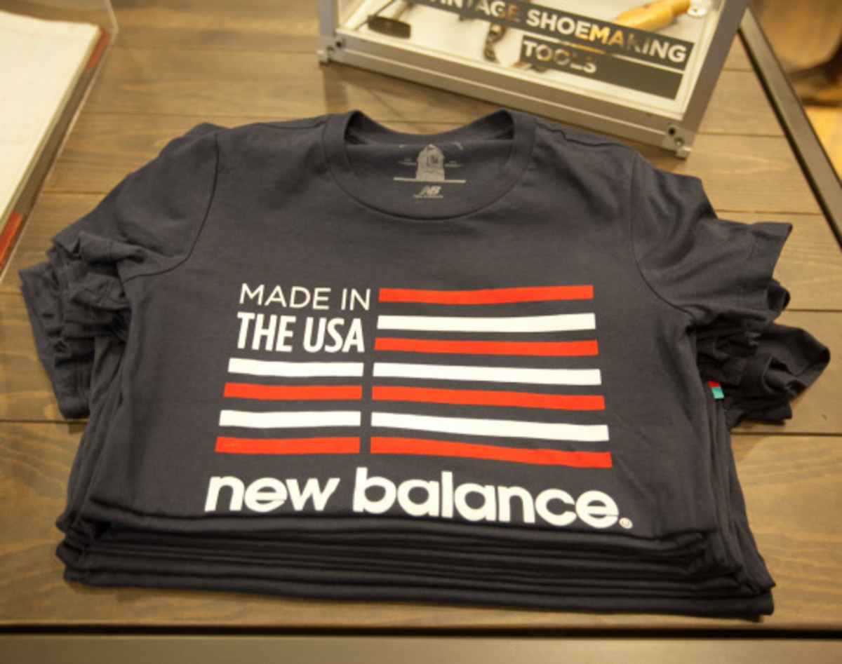 "New Balance Made In USA ""Authors"" Collection - Preview Event with Theophilus London - 15"