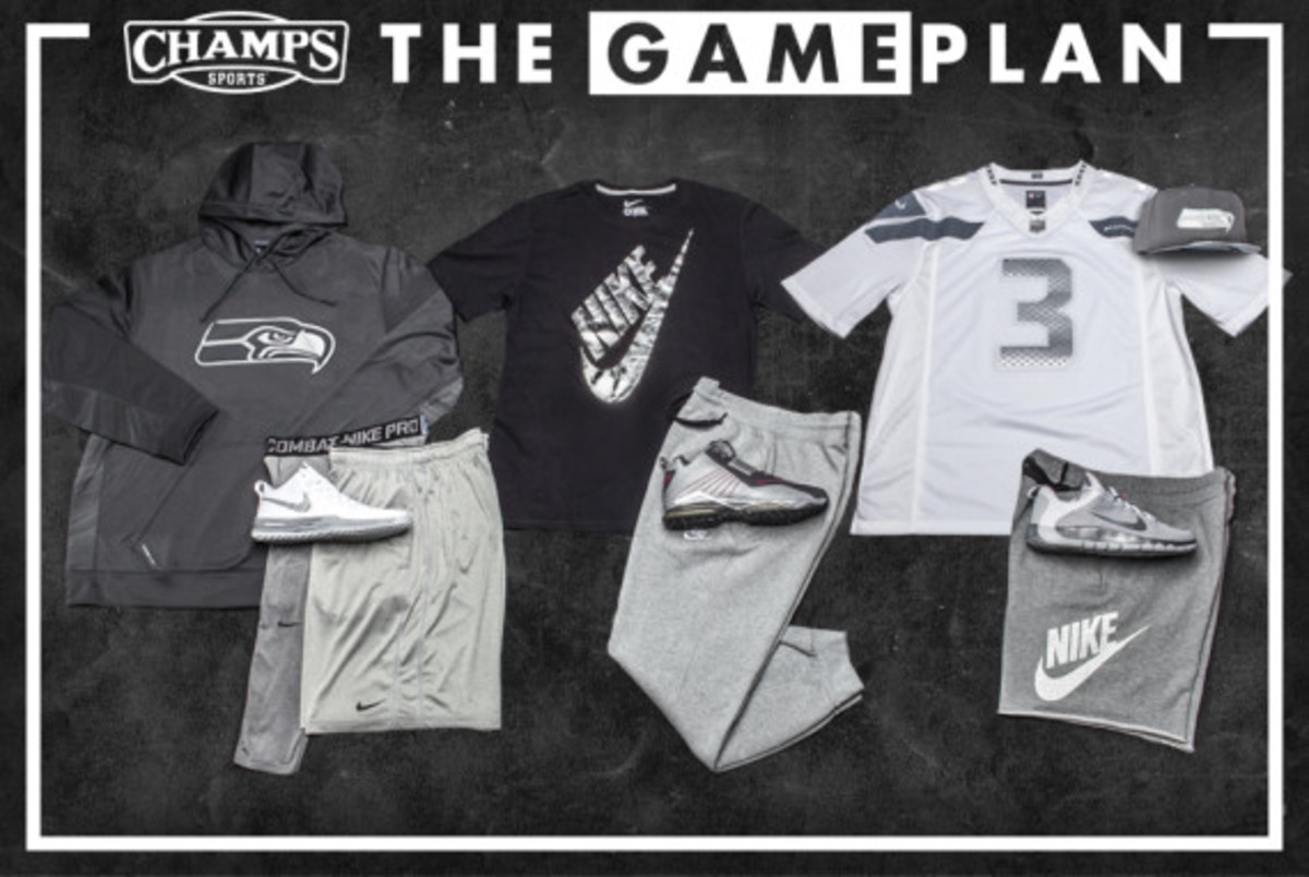The Game Plan by Champs Sports – Nike Platinum Pack - 0