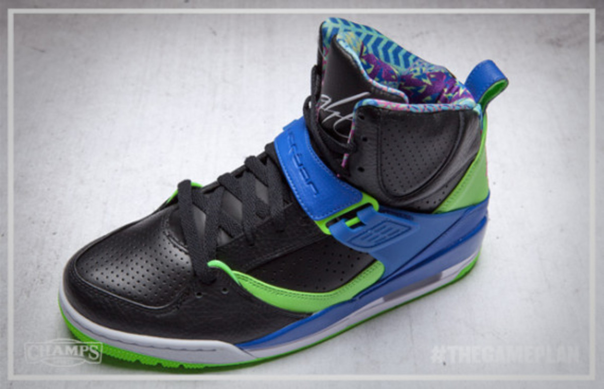 "The Game Plan by Champs Sports - Jordan Brand ""Bel-Air"" Collection - 3"