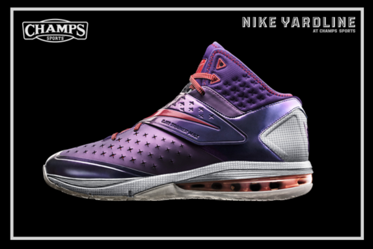 The Game Plan by Champs Sports - Hasbro x Nike Football - Megatron Collection - 1
