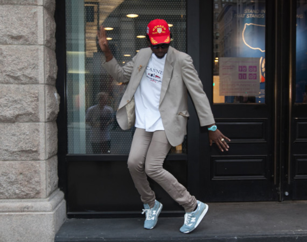 "New Balance Made In USA ""Authors"" Collection - Preview Event with Theophilus London - 17"