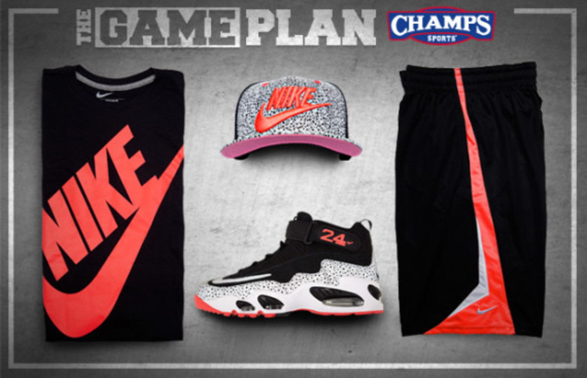 The Game Plan by Champs Sports – Nike Sportswear Safari Pack - 0