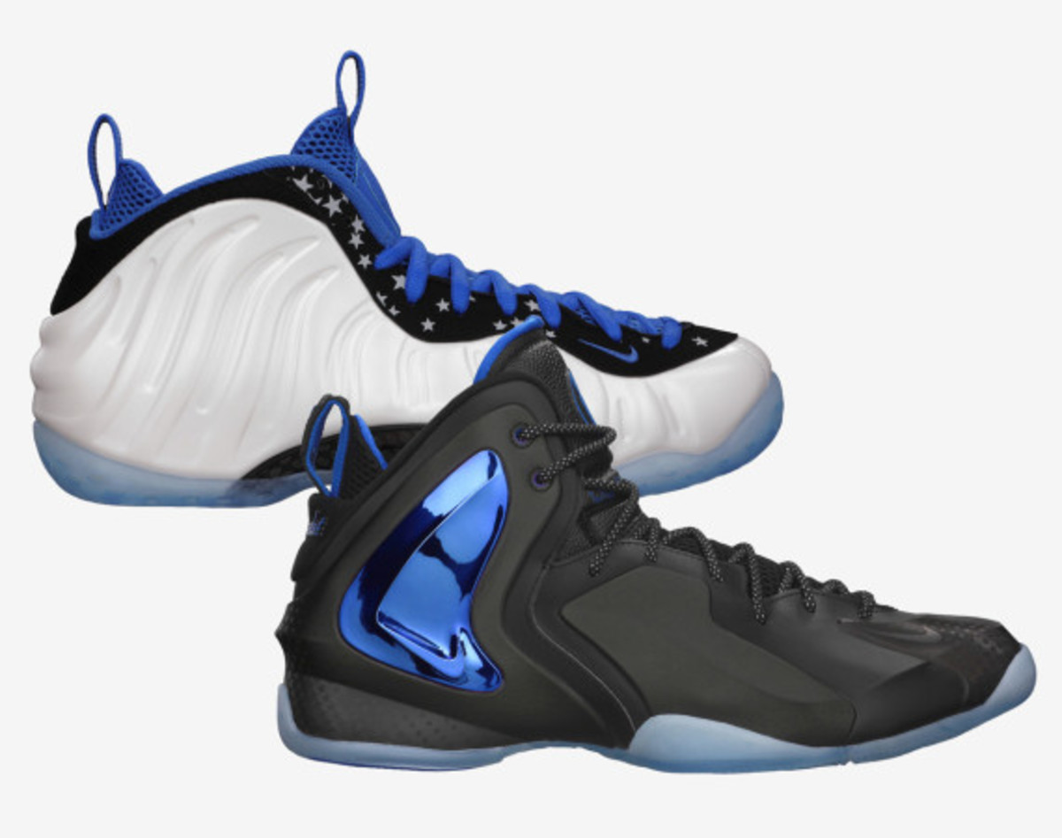 "Nike ""Shooting Stars"" Pack - Air Foamposite One + Lil' Penny Posite 