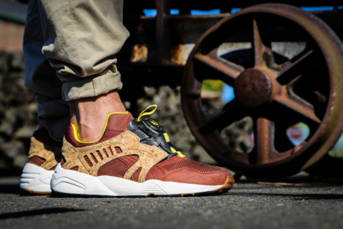 "PUMA Disc Blaze Leather Cage - ""Crafted"" Pack 