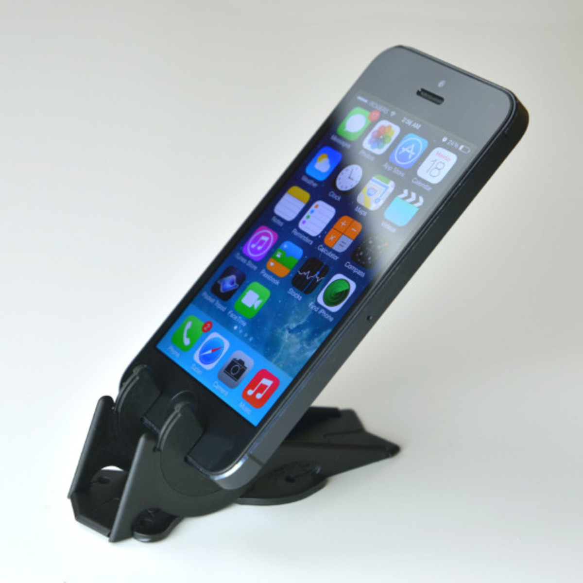 Pocket Tripod - Wallet-Sized Adjustable Stand for Apple iPhone - 4