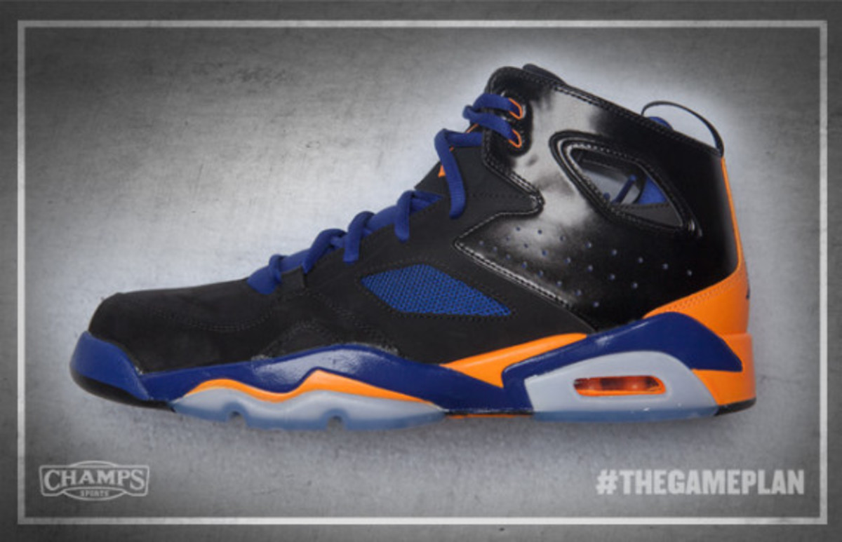The Game Plan by Champs Sports – Jordan Suns/Knicks Collection - 2