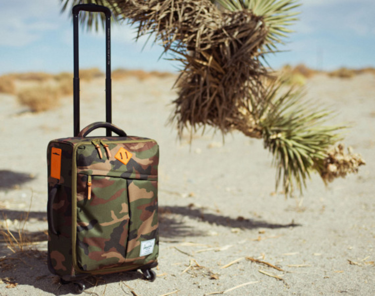 Herschel Supply Co. – Spring 2014 Travel Collection - 0