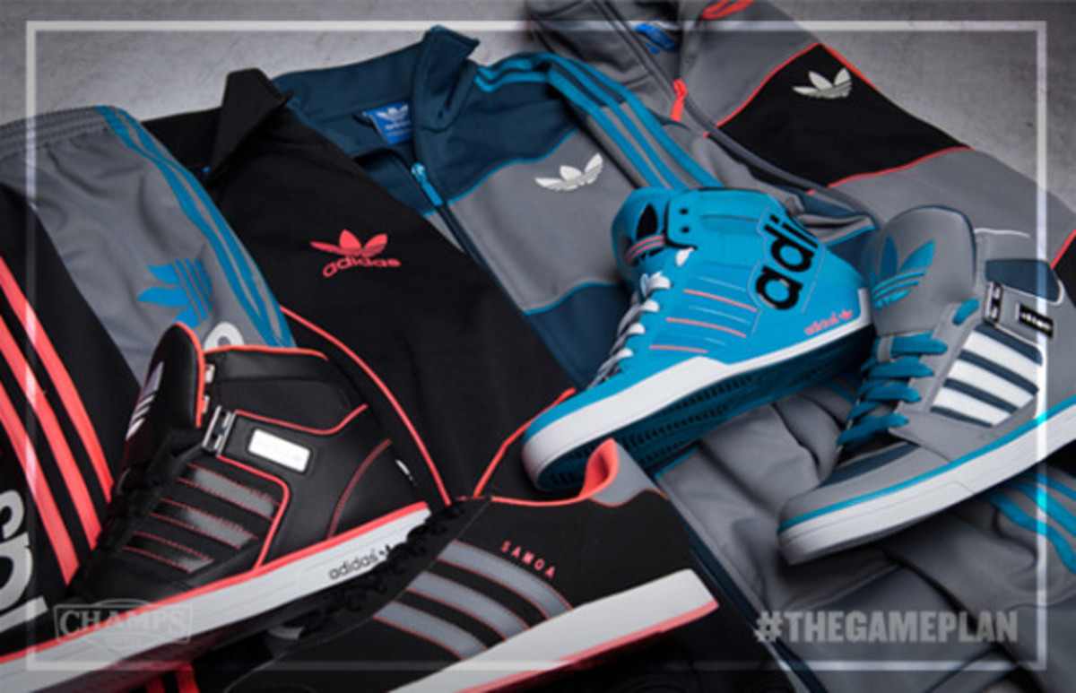 The Game Plan by Champs Sports - adidas Originals adiColor Collection - 11