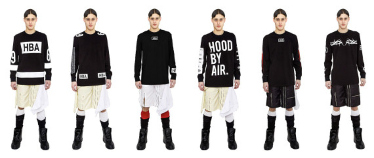 HOOD BY AIR - Online Store | Officially Opens - 1