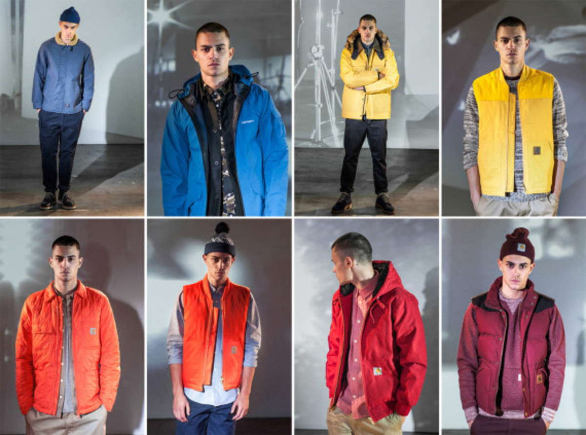 Carhartt WIP - Fall/Winter 2013 Collection Lookbook - 0