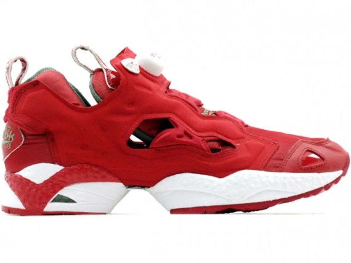 Insta Pump Fury TT Red 2