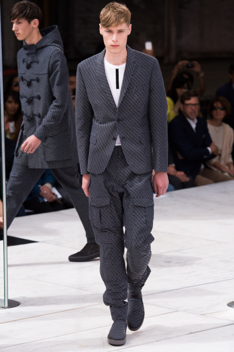 Rag & Bone - Spring/Summer 2014 Menswear Collection | Runway Show - 30