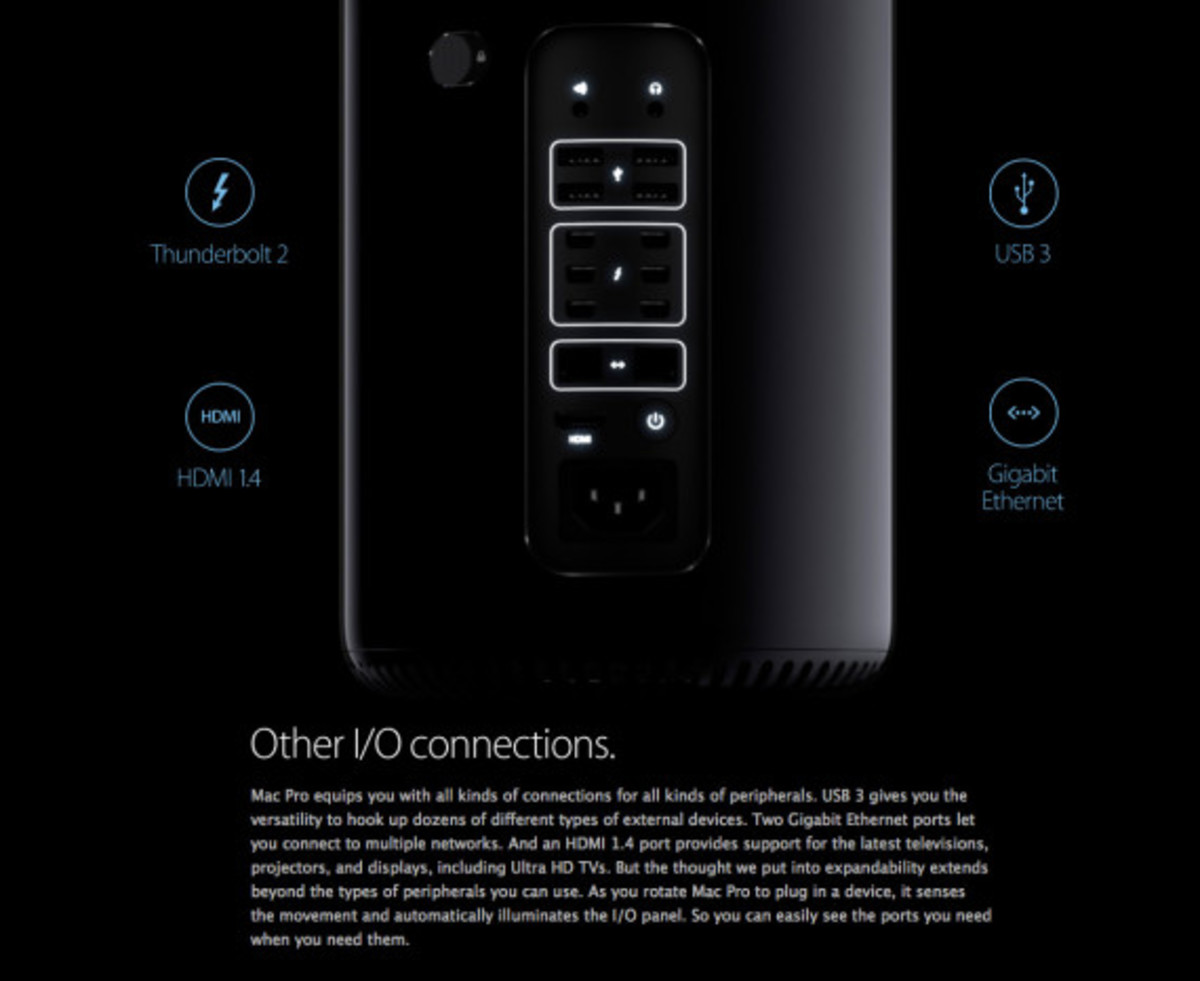 Apple's New Mac Pro Desktop Computer - Officially Unveiled - 10