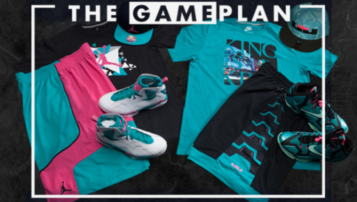 000e8743687 The Game Plan by Champs Sports - South Beach Collection - Freshness Mag