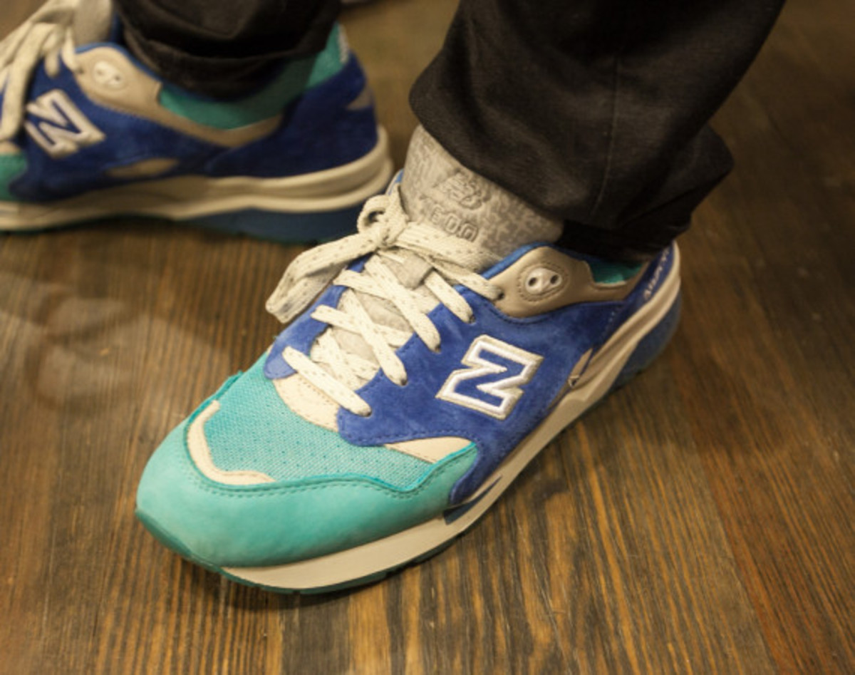 "New Balance Made In USA ""Authors"" Collection - Preview Event with Theophilus London - 26"