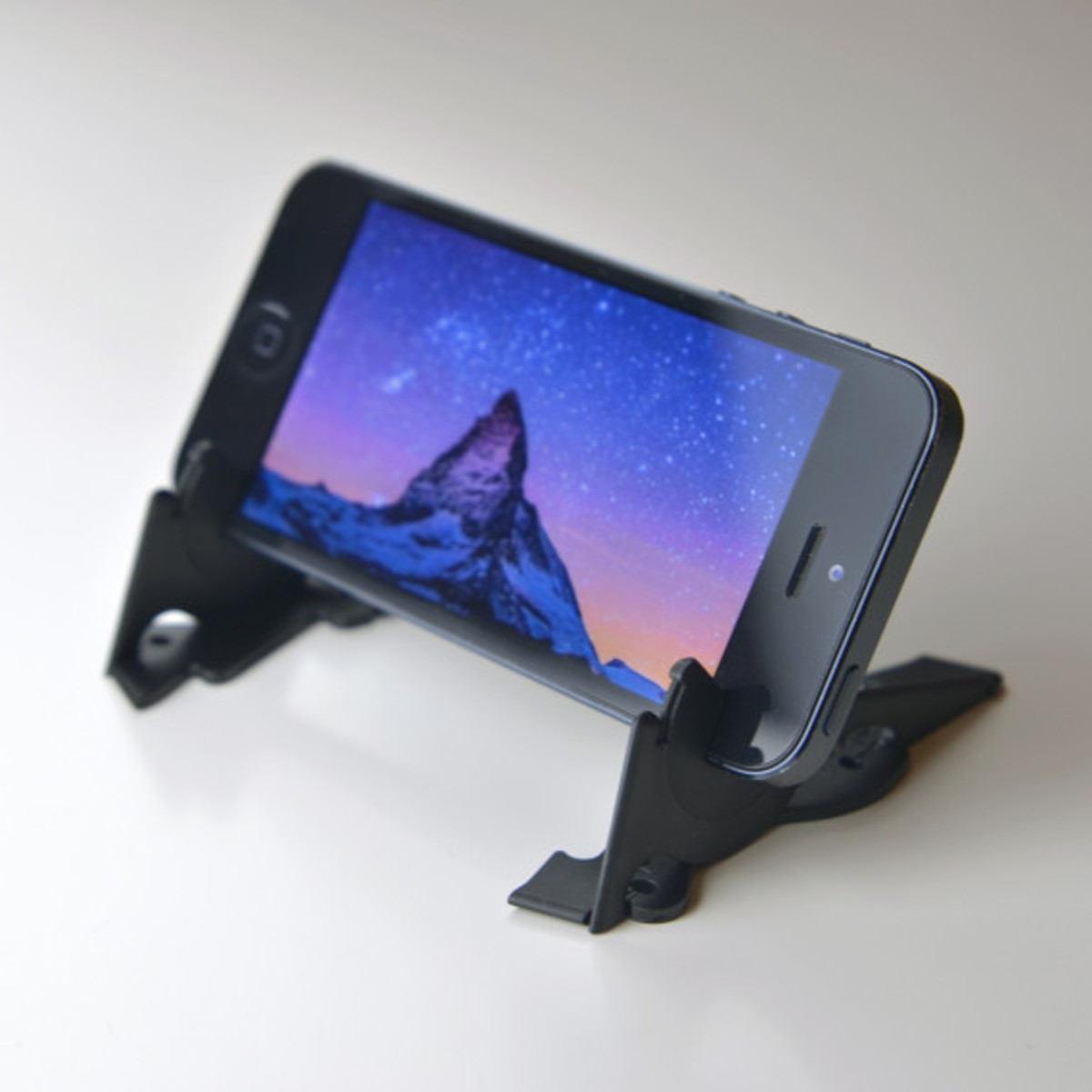 Pocket Tripod - Wallet-Sized Adjustable Stand for Apple iPhone - 3