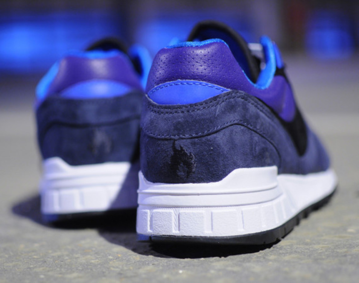 "Hanon x Saucony Shadow Master - ""The Midnight Runner"" - 14"