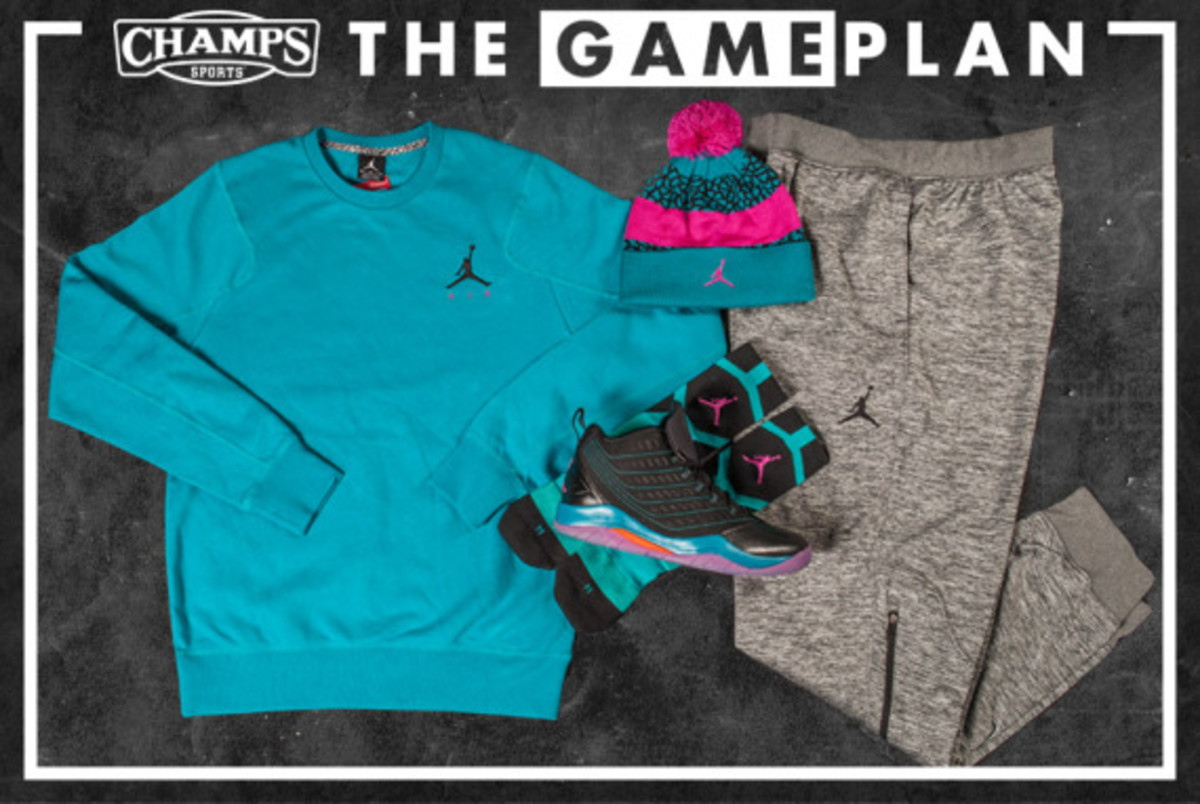The Game Plan by Champs Sports - Jordan River Walk Collection - 1