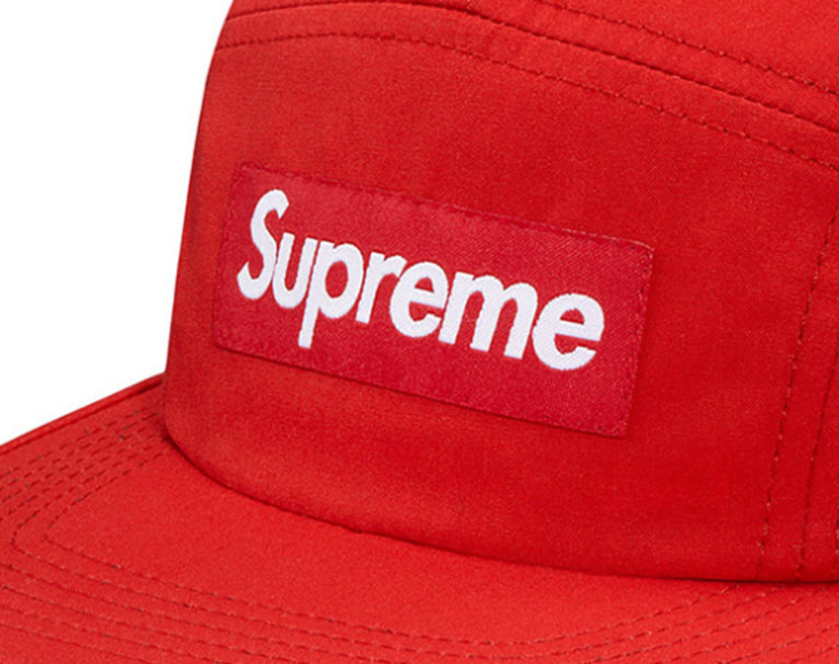Supreme - Side Zip Camp Caps | Available Now - 14