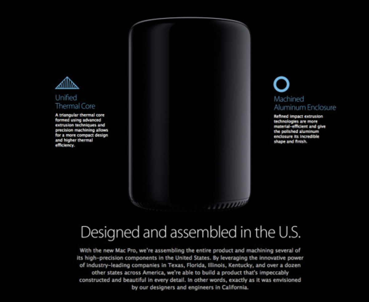 Apple's New Mac Pro Desktop Computer - Officially Unveiled - 13