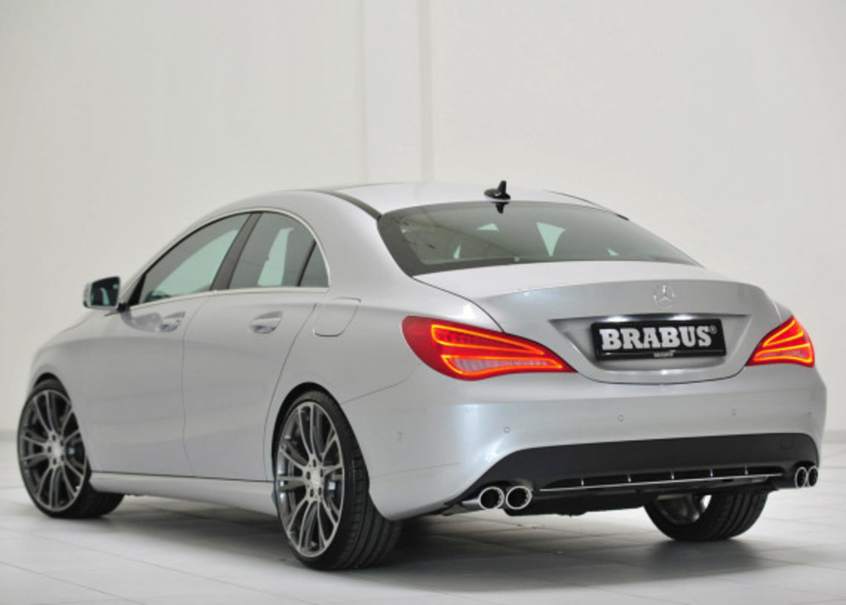 2014 Mercedes-Benz CLA250 Tuned | By BRABUS - 5