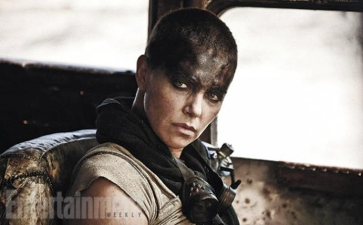 Mad Max: Fury Road - First Look - 2
