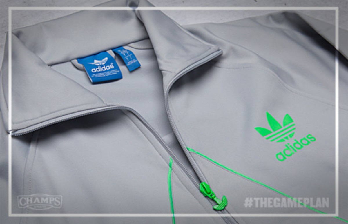 The Game Plan by Champs Sports - adidas Originals adiColor Collection - 3