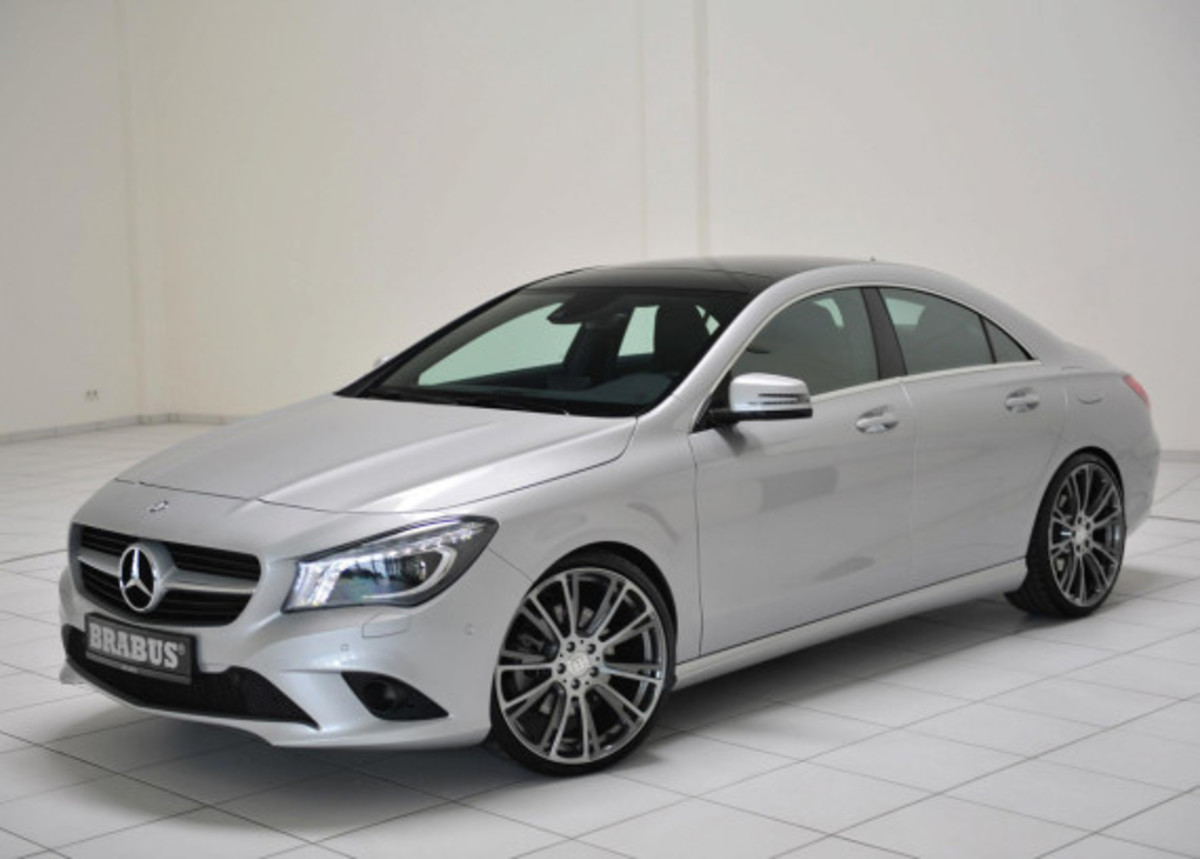 2014 Mercedes-Benz CLA250 Tuned | By BRABUS - 2