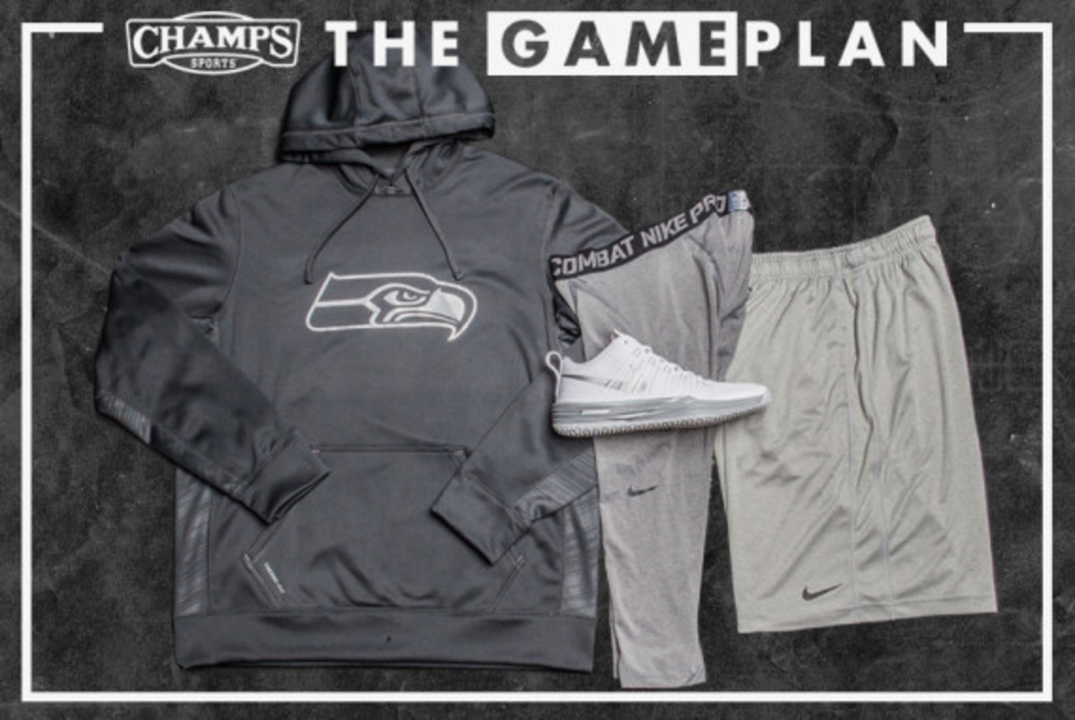 The Game Plan by Champs Sports – Nike Platinum Pack - 1